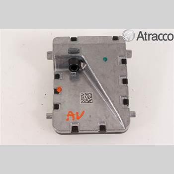 Sensor Aktivt Kollisionsskydd TOYOTA C-HR TOYOTA C-HR 4D 1,8 COMBI HYBRID 2017 8646CF4010