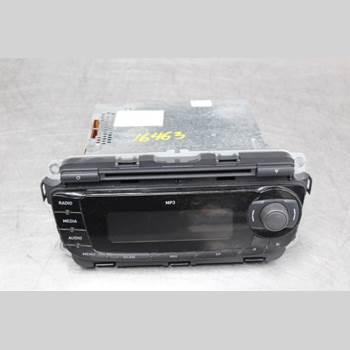 RADIO CD/MULTIMEDIAPANEL SEAT IBIZA IV 08-16 1.6i SC 105hk 2010 6J0035153