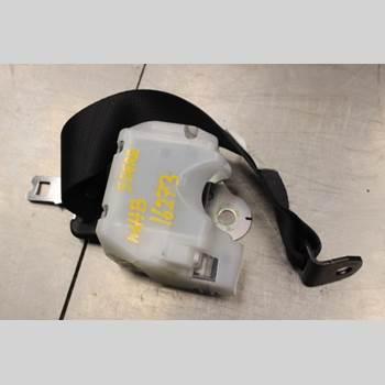 Säkerhetsbälte Mitten Bak TOYOTA AURIS    10-12 1.6VVT-i 132hk 2012 7G5150
