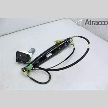 Fönsterhiss Elektrisk Komplett AUDI A1/S1 11-18 AUDI A1 (8X) 1.2 TFSI 2013 8X4837462