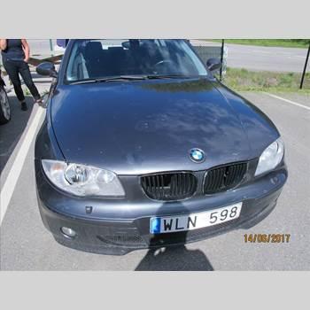 AC Slang/Rör BMW 1 E87/81 5D/3D 03-11 BMW 120I 2005
