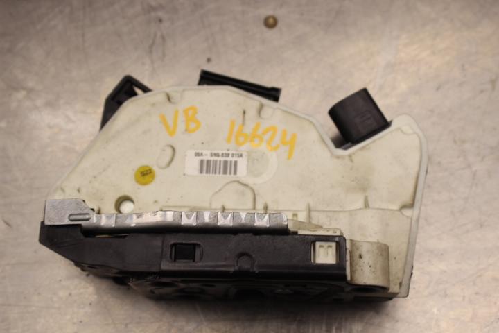 Låskista/Dörrlås till VW PASSAT CC 2008-2016 VI 5N0839015A (0)