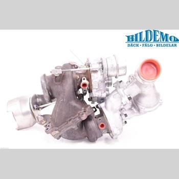 Turboaggregat MB C-KLASS (W205) 14- MB E 220 D KOMBI 2016 A6510901186