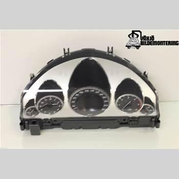 Kombi. Instrument MB E-KLASS (W212) 09-16 250 CDI 2009 A 212 900 49 04