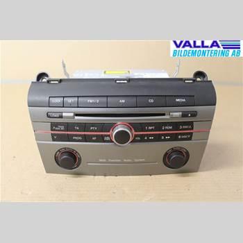 CD Radio MAZDA 3 I 07-08 1.6 2007 BS3N66AH0