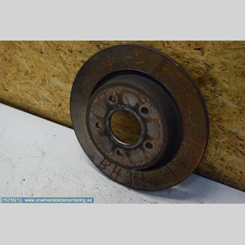 BROMSSKIVA BAK VOLVO V50 08-12 VOLVO M + V50,5D,1.6,DIES 2011 30769113