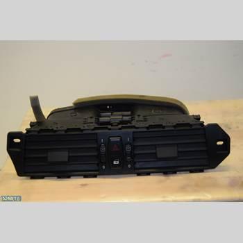 Defrosterkanal/Munstycke BMW 5 E60/61 Sed/Tou 02-10 BMW520I E60, 6CL ,BEN,MAN 2003 64 22 6 910 734