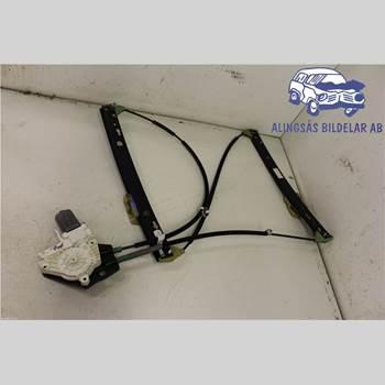 Fönsterhiss Elektrisk Komplett AUDI A1/S1 11-18 3DCS 1,6TDI 5VXL SER ABS 2011