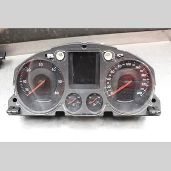 Kombi. Instrument VW PASSAT 2005-2011 2.0TDi Kombi 170hk 2006 3C0920870Q