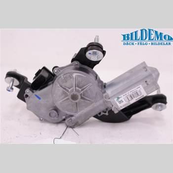Torkarmotor Baklucka HYUNDAI i20 15- HYUNDAI I20 GLS 2016 98700C8000