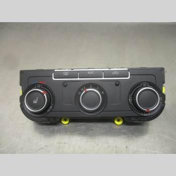 AC Styrenhet AC Manöverenhet VW TRANSP/Caravelle 16- 2,0 TDI DUBBELHYTT 4MOTION 2017 7E0907047AF