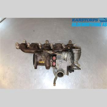Turboaggregat VOLVO C30 07-10 T5 2,5T Momentum 2007 1388501
