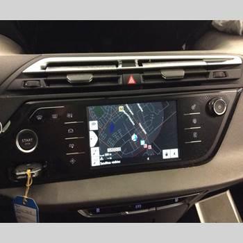 Radio CD/Multimediapanel CITROEN C4 PICASSO 2014-2018 1.6 C4 PICASSO 2015