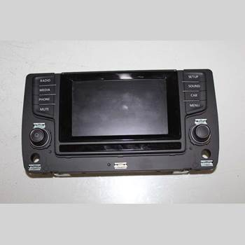 RADIO CD/MULTIMEDIAPANEL VW GOLF / E-GOLF VII 13- VOLKSWAGEN GOLF 2013 5G0919065