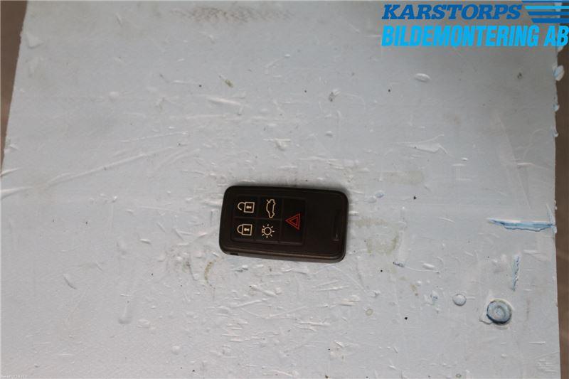 Fjärrkontroll larm/centrallås - 30710778 434MHz image