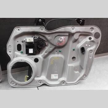 Fönsterhiss Elektrisk Komplett VW CADDY      04-10 1,9TDi Diesel Skåp 105hk 2005 2K1837730L