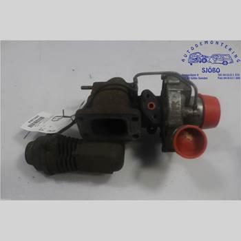 Turboaggregat FIAT DUCATO -94 FIAT DUCATO 1989 Ej nrsatt