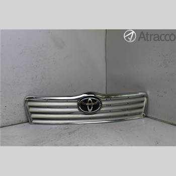 GRILL/GALLER TOYOTA AVENSIS   03-06 TOYOTA AVENSIS (II) 2.0 2005 53100-05060G1