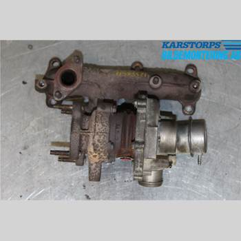 Turboaggregat VW POLO 02-05 1,4 TDI 2003 045253019LX