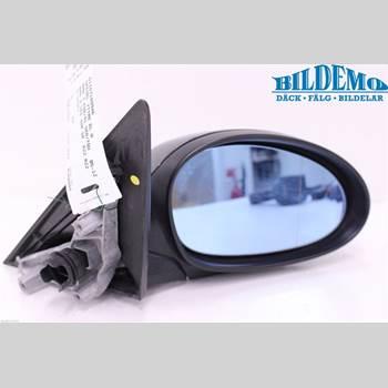 Spegel Yttre El-justerbar Höger BMW 3 E90/91 SED/TOU 05-12 BMW 320I SEDAN 2005 51167189946