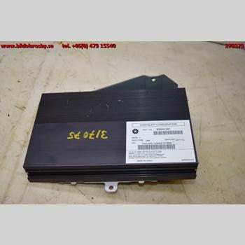 Radio/Stereo Förstärkare DODGE PICK UP RAM 5,7 HEMI R/T 2010 05064418AI