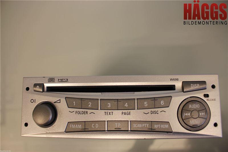 RADIO CD/MULTIMEDIAPANEL till MITSUBISHI L200 2006-2015 HI 8701A284HA (0)