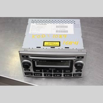 HYUNDAI SANTA FE  06-12 2,2 CRDi Diesel 4WD SUV 155HK 2007 MC01080039