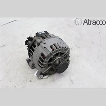 Generator CITROEN C3 10-17 CITROEN C3 (II) 1.6 HDI 2010 9678048880
