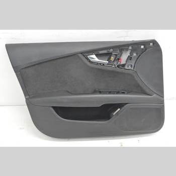 Dörrklädsel Vänster AUDI A7/S7 4G 11-17 A7 S-LINE 2012