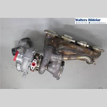Turboaggregat MB C-KLASS (W205) 14- MERCEDES-BENZ 2016 A2740904180