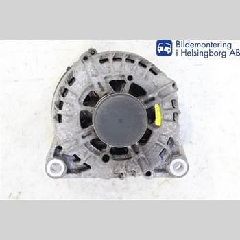 Generator CITROEN C3 10-17 CITROEN C3 D KOMBI-SEDAN 5D 2011 9678048880