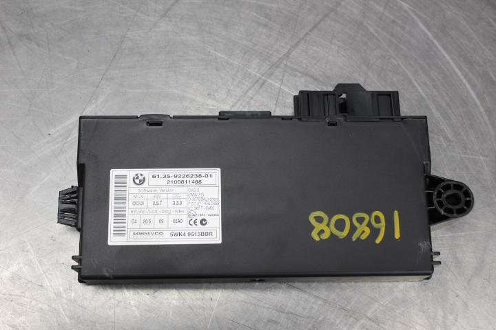 Styrenhet Övrigt till BMW 3 E90/91 SED/TOU 2005-2012 VI 6135922623801 (0)