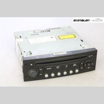 RADIO CD/MULTIMEDIAPANEL CITROEN C4 I   05-10 CITROEN C4 1.6I 110 SX P 2006 6579 PC
