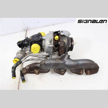 Turboaggregat AUDI A4/S4 16-19 01 A4 AVANT 2016 04L253056H