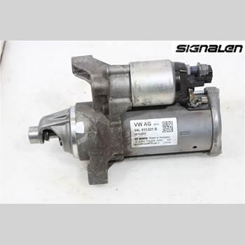 Startmotor Diesel AUDI A4/S4 16-19 01 A4 AVANT 2016 04L911021BX