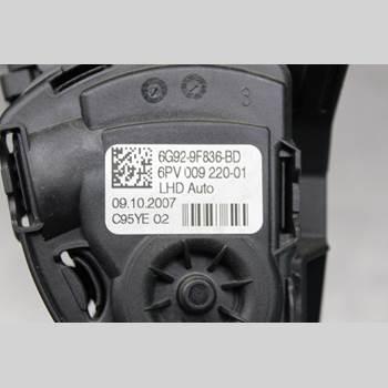 Gasreglage VOLVO V70 08-13 2.4D Diesel Kombi 163HK 2008 6G929F836BD