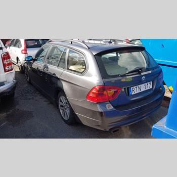 Säkerhetsbälte Vänster Fram BMW 3 E90/91 SED/TOU 05-12 BMW 320D TOURING 2006