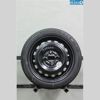 Reservhjul Minityp NISSAN MICRA 11-16 1,2 I. NISSAN MICRA 2016