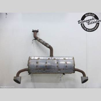 Bakre Ljuddämpare KIA CEE´D 12-18 1,6 GT 2014 28710A2500