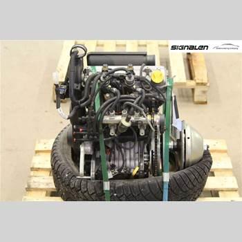 MOTOR DIESEL MICROCAR Microcar 2016
