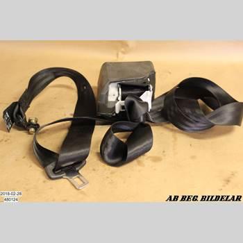 Säkerhetsbälte Höger Bak AUDI A4/S4 01-05 AUDI A4 1,8T 2002