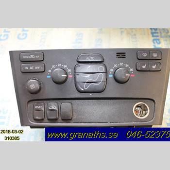 Styrenhet Cupévärmare VOLVO XC70     01-04 VOLVO S + XC70 2004