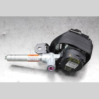 Säkerhetsbälte Vänster Bak VOLVO V50 08-12 2,4D D5 Diesel 180HK 2010 8639553