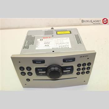 RADIO CD/MULTIMEDIAPANEL OPEL CORSA D 07-14 OPEL CORSA ENJOY 2008 13357128