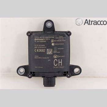 Sensor Aktivt Kollisionsskydd TOYOTA C-HR TOYOTA C-HR 5D 1,8 HYBRID 2017 88162F4010