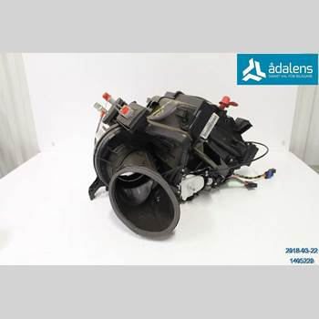 Värme Cellpaket Komp. CITROEN C3 10-17  C3 2012 6480A8