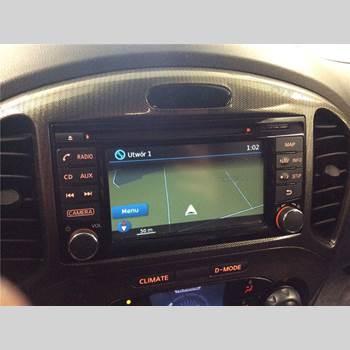 Radio CD/Multimediapanel NISSAN JUKE 14-19 NISMO RS  01 JUKE 2015 25915BV80A