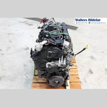 Motor Diesel FORD FIESTA 09-12 FORD JA8    FIESTA FORD FIESTA 2010 1699880