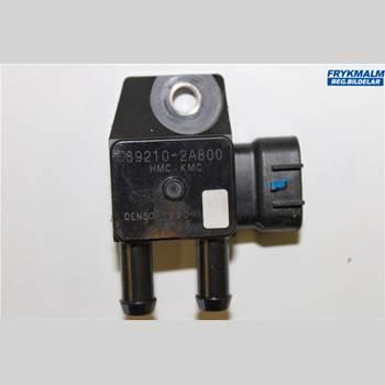 Avgassensor KIA SPORTAGE 11-15 2,0 CRDI D4HA 2014 392102A800