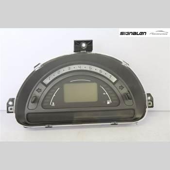 Kombi. Instrument CITROEN C3 05-10 CITROEN C3 2005 6105 EV